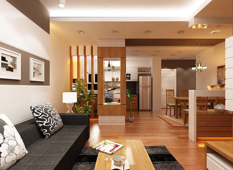 Trang trí nội thất không gian nhà bạn