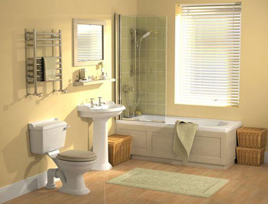 Thiết kế thi công nhà vệ sinh cần không gian thoáng